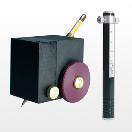 Coating hardness and scratch resistance testers