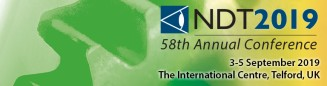 NDT2019 website page banner